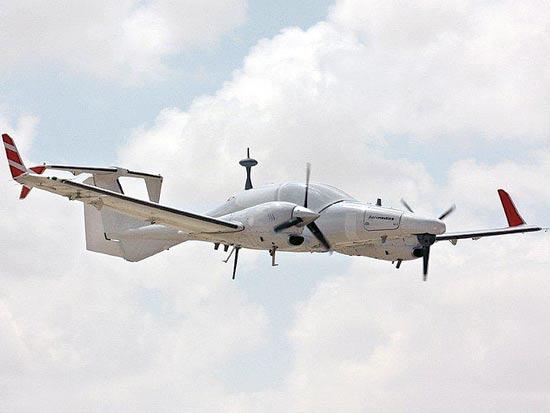 מטוס ללא טייס דומינייטור 2 / צלם: יחצ